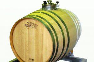 Spin barrel - Vidyenol