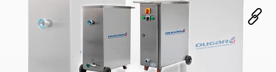 Generadores de vapor - Vidyenol